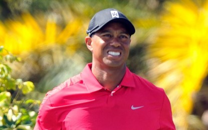 Tiger Woods to miss Masters after back surgery