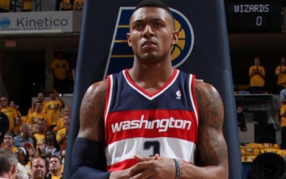Bradley Beal helps Wizards win first second-round game since 1982