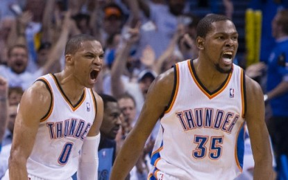 Notebook: Thunder 112, Clippers 101
