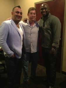 Russell Peters & Antonio Tarver