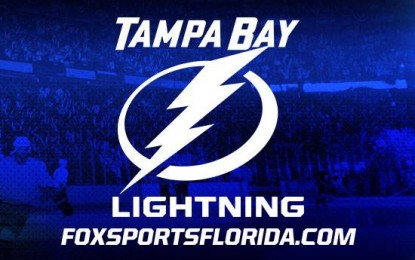 FOX'S SUN SPORTS AND TAMPA BAY LIGHTNING ANNOUNCE 2014-15 TELEVISION BROADCAST SCHEDULE