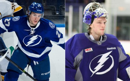 LIGHTNING ANNOUNCE ROOKIE CAMP, TOURNAMENT ROSTER