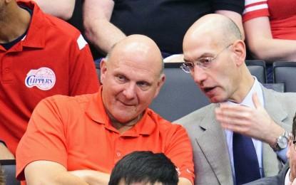 Steve Ballmer new Clippers owner