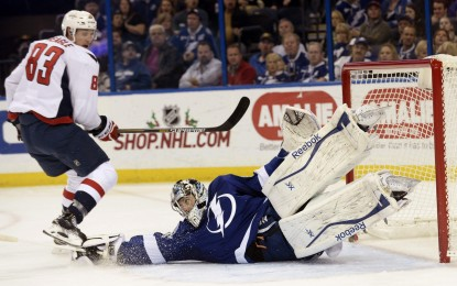 Bolts look to break out of slide against Penguins