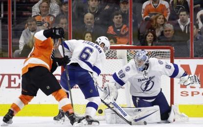 Vasilevskiy answers the call for Lightning