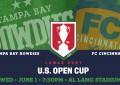 ROWDIES ANNOUNCE TICKET DETAILS FOR U.S. OPEN CUP MATCH VS. FC CINCINNATI