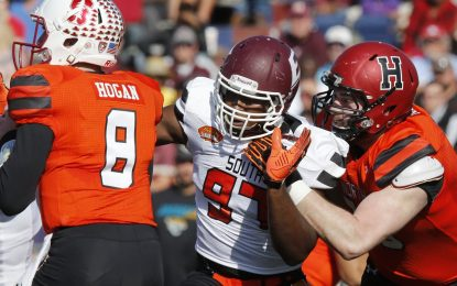 5 Defensive Players to Watch at Senior Bowl