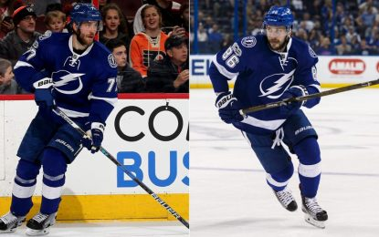 Hedman, Kucherov selected for first All-Star Game